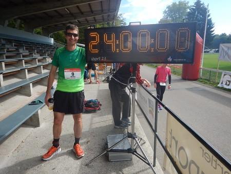 24h Lauf Brugg vor dem Start