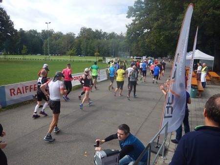 24h Lauf Brugg Start